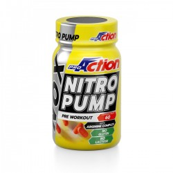 PROACTION NITRO PUMP NOX 60 COMPRESSE
