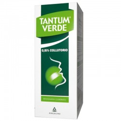 TANTUM VERDE 0,15% COLLUTORIO 240ML