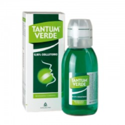 TANTUM VERDE 0,15% COLLUTORIO 120ML
