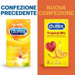 DUREX TROPICAL 6PEZZI