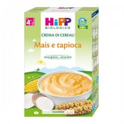 HIPP BIO CREMA DI CEREALI MAIS E TAPIOCA 200G