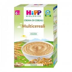 HIPP BIO CREMA DI CEREALI MULTICEREALI 200G