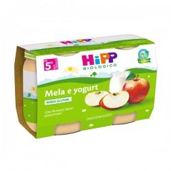 HIPP BIO OMO MELA E YOGURT 2X125G