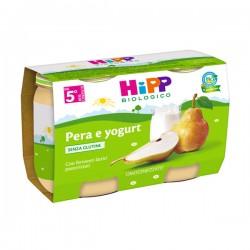 HIPP BIO OMO PERA E YOGURT 2X125G