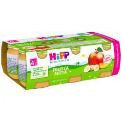 HIPP OMO FRUTTA MISTA100%  6X80G