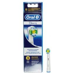 ORAL-B REFILL EB 18-3 3D WHITE