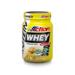 PROACTION WHEY WAFER NOCCIOLA 900G