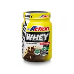 PROACTION WHEY RICH CHOCOLATE 900G