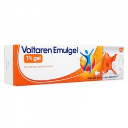 VOLTAREN EMULGEL 1% GEL TB 120G C/TAPPO APPLICATORE